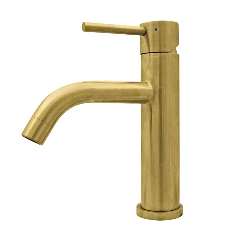 waterhaus single hole bathroom faucet