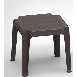 regina propylene side table