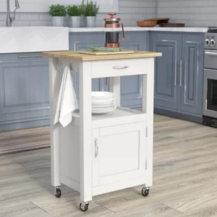 moveable kitchen island tuscan decor islands carts you ll love wayfair quickview