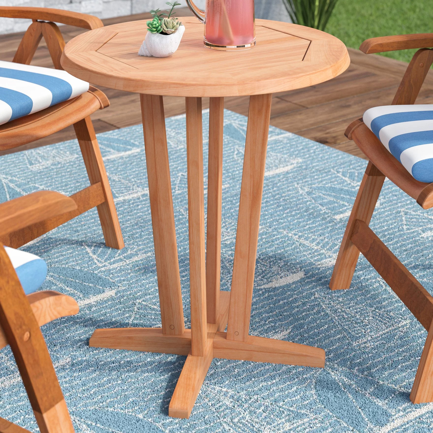 Teak Dining Room Chairs Elsmere Teak Dining Table