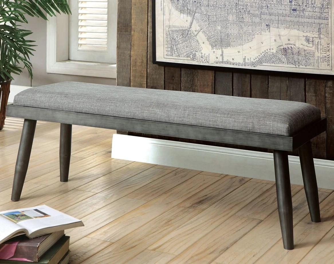 upholstered benches joss main