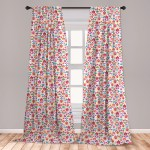 East Urban Home Dutch Room Darkening Rod Pocket Curtain Panels Wayfair