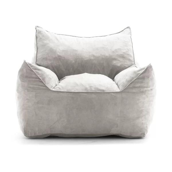 bean bag chairs for teens flat chair teen bags you ll love wayfair