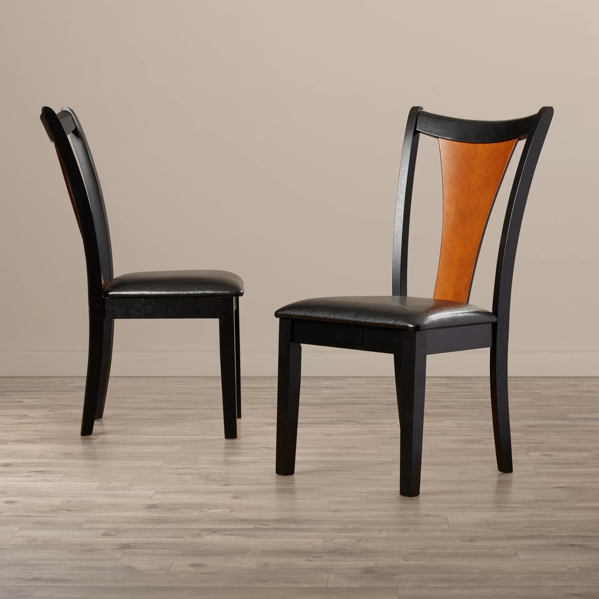 Dining Chair Set Of 2 Kayla Upholstered Dining Chair