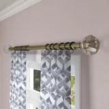 84 inch curtains rod wayfair