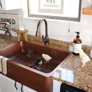 lange 32 l x 22 w farmhouse kitchen sink