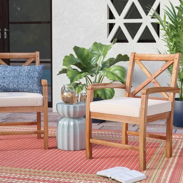 plus size patio chairs