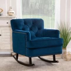 Affordable Rocking Chairs English Club Chair You Ll Love Kody