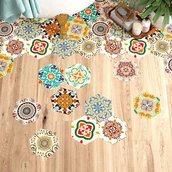 floor tile stickers