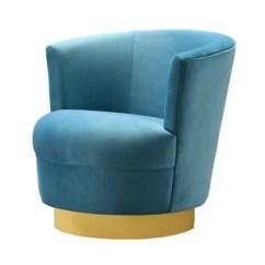 Teal Club Chair Handicap Bath Velvet Chairs Joss Main Quickview