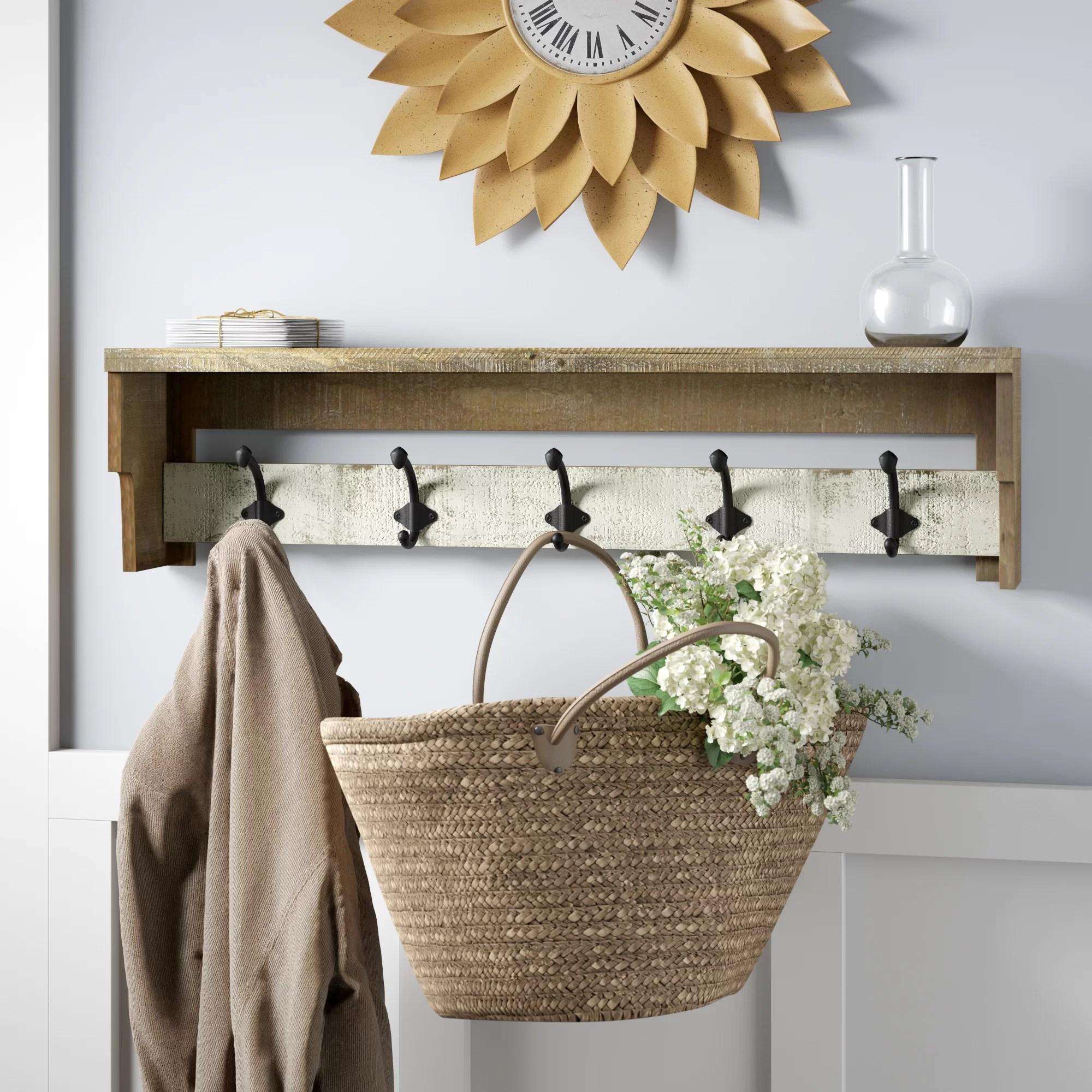 shelf wall hooks you ll love in 2021
