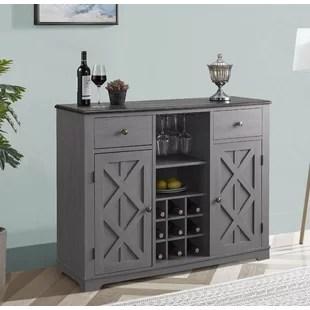 swavar wine bar cabinet