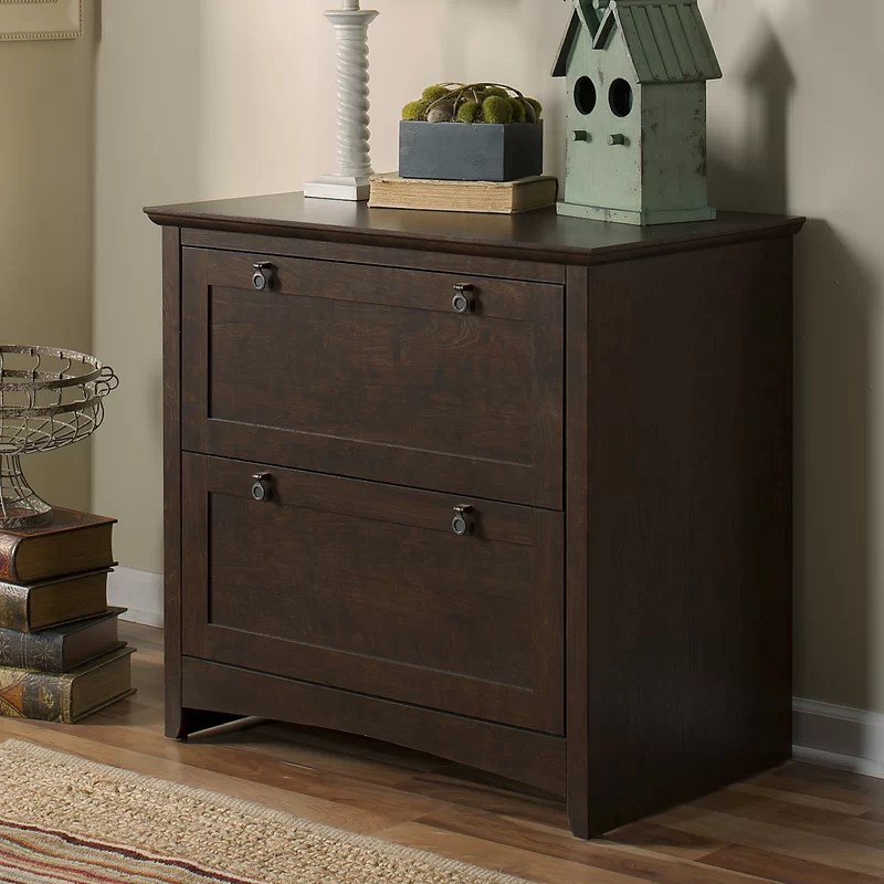 Fralick 2-Drawer Lateral Filing Cabinet