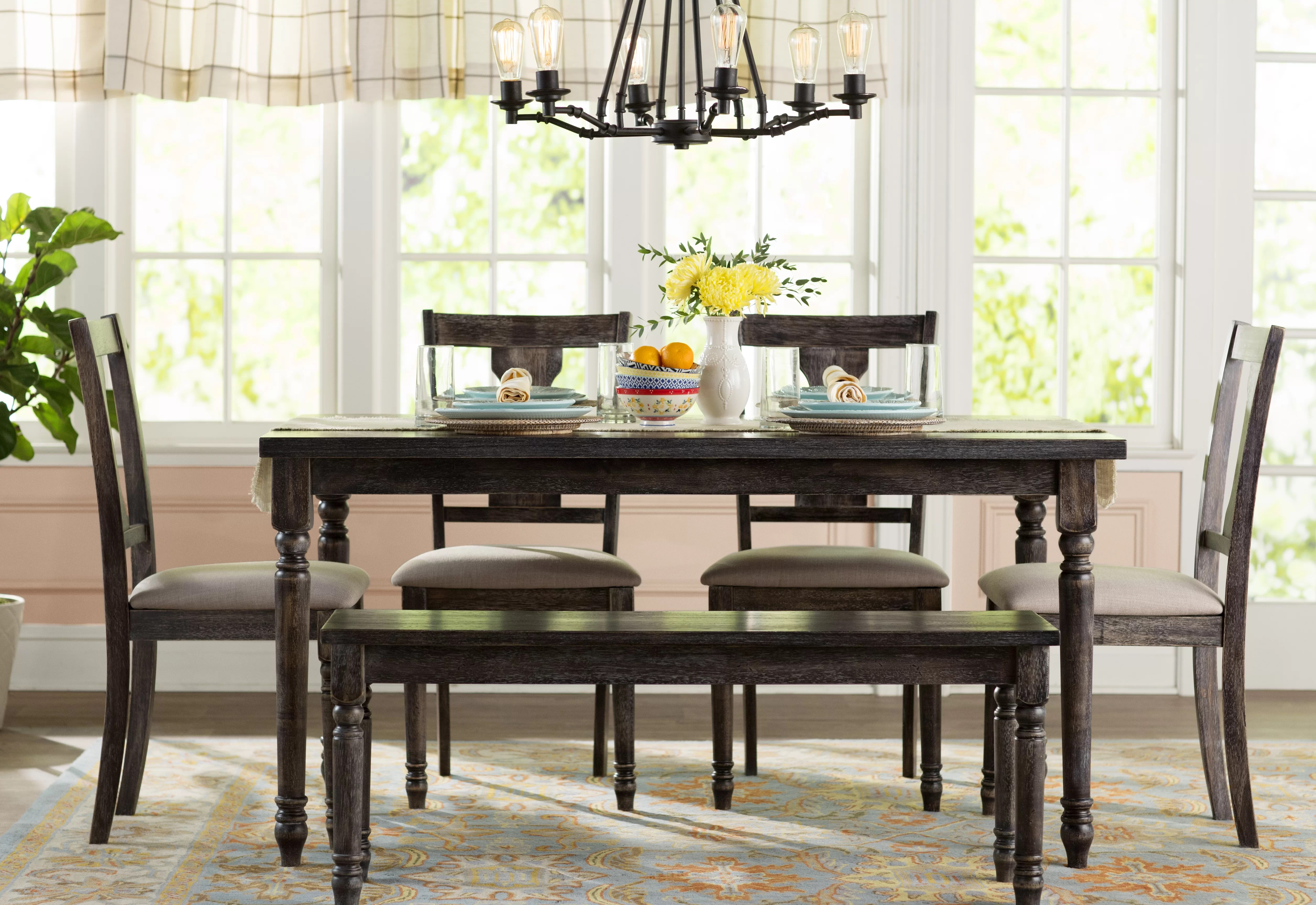 Upgrade Your Dining Room With These Types Of Chairs Wayfair