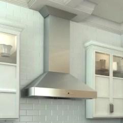 Kitchen Range Hoods Aid Classic Plus Wall Mount You Ll Love Wayfair Ca 36 900 Cfm Ducted Hood