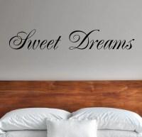 DecaltheWalls Sweet Dreams Wall Decal & Reviews | Wayfair.ca
