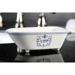 Kingston Brass Le Savon Aqua Eden Roll Top Decorative Mini Clawfoot Tub Soap Dish Wayfair