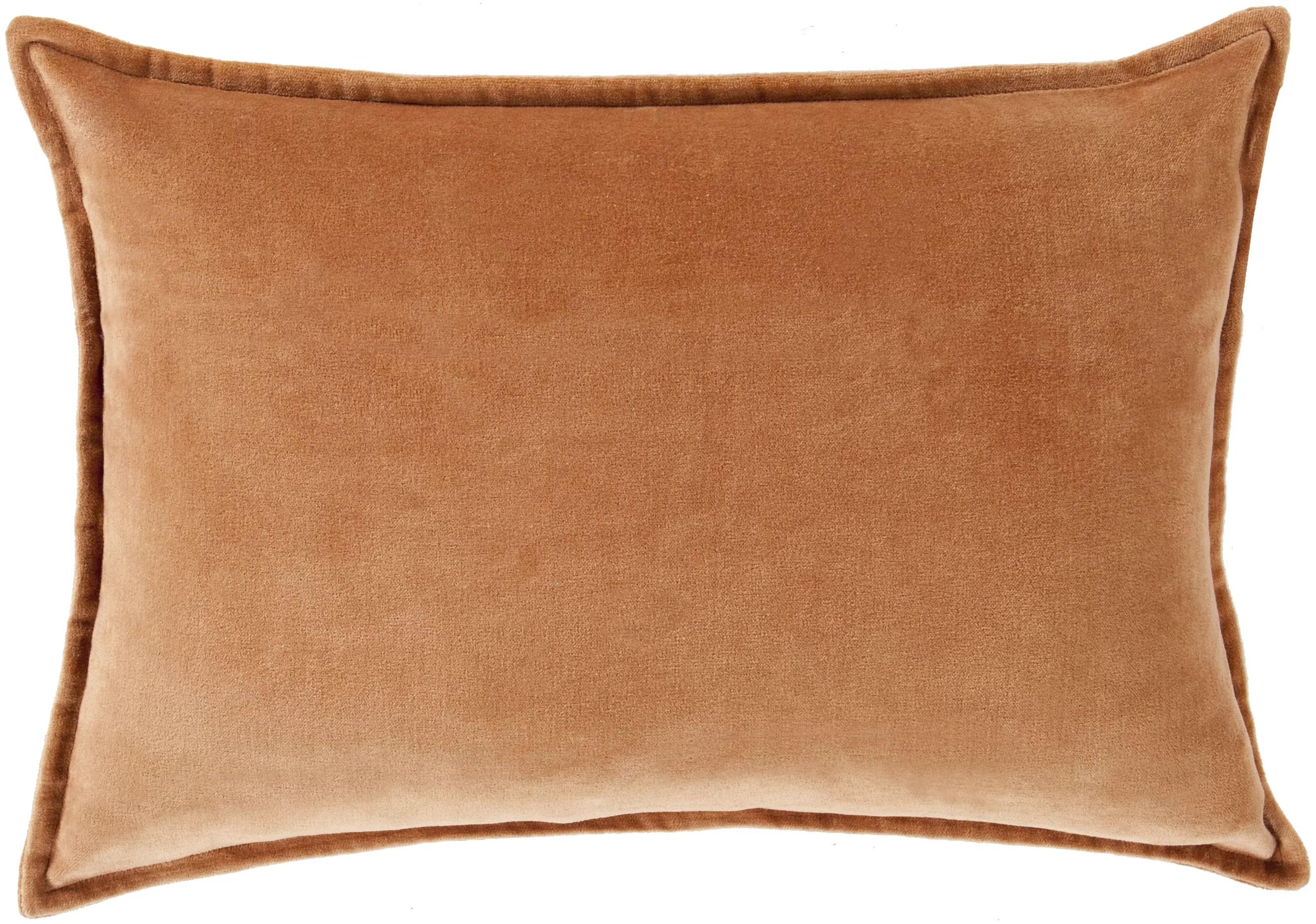 orange throw pillows free shipping