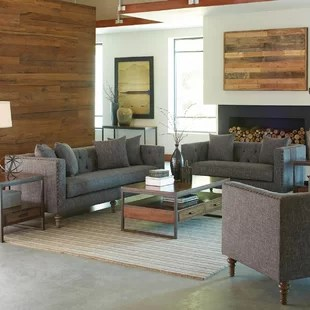 pics of modern living rooms best paint color for room with high ceilings sets allmodern 2 piece set