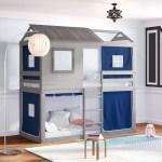 Dollhouse Kids Bunk Beds Wayfair