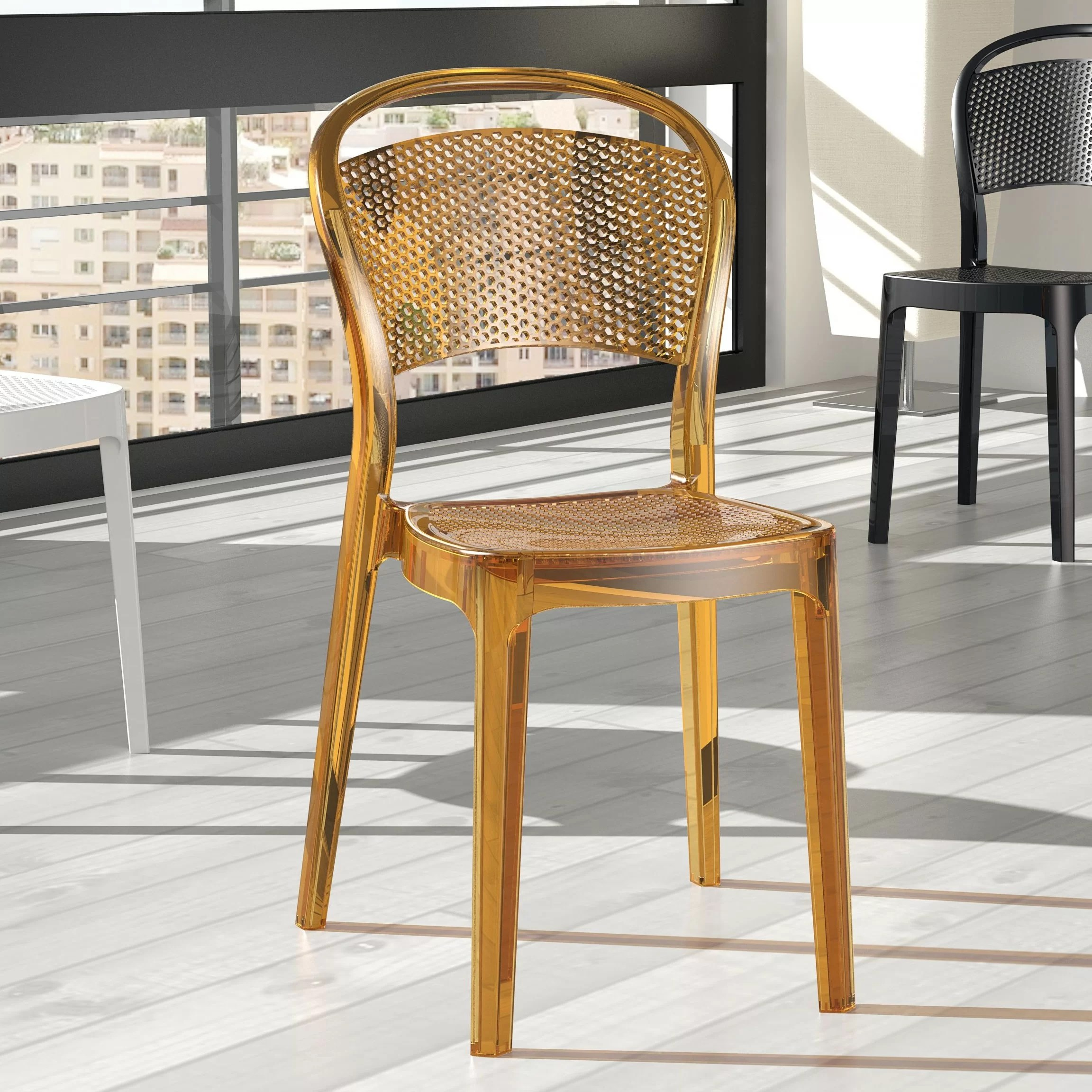 Stacking Dining Chairs Cancel Bee Stacking Dining Chair