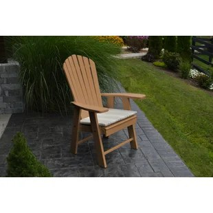 wayfair adirondack chairs no plumbing pedicure chair upright stalham plastic