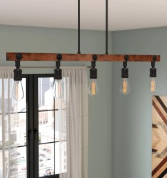 trent austin design davidson 5 light kitchen island pendant reviews wayfair [ 2000 x 2000 Pixel ]
