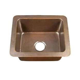 21 l x 18 w drop in kitchen sink