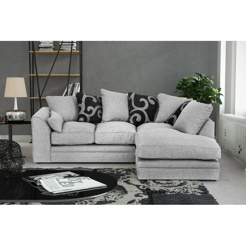 really small corner sofas sofa repair nj metro lane wayfair co uk