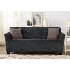 Stretch Morgan 1 Piece Sofa Furniture Cover Recliner Sale In Chennai Slipcovers You Ll Love Wayfair Ca