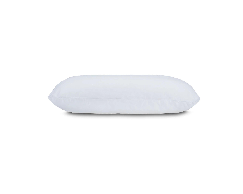 pure lux fiber plush support pillow