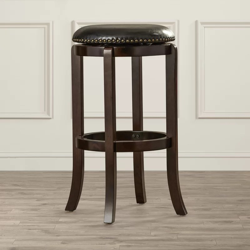 Henryville Bar & Counter Swivel Stool