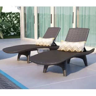 lounge outdoor chairs chair stool olx reclining chaise you ll love wayfair quickview
