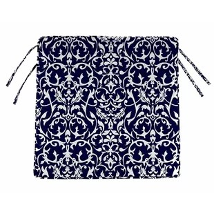 chair cushions with tie backs room essentials patio chairs 17 x 19 wayfair quickview