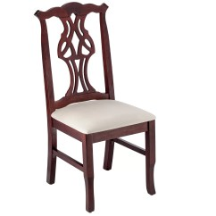 Chippendale Dining Chair Oversized Chairs For Living Room Benkel Seating Solid Wood Reviews Wayfair