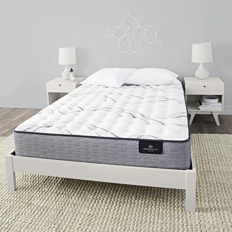 serta perfect sleeper 12 plush pillow top hybrid mattress and box spring set