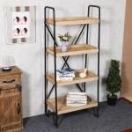 Carnbrock Etagere Bookcase