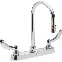 Two Handle Kitchen Faucet Cheap Islands Delta 26t Series Double Wayfair Ca