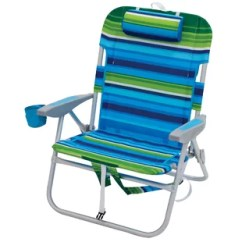 Back Pack Beach Chairs Dining Arm Chair Covers Rio Backpack Wayfair Big Boy Reclining Folding