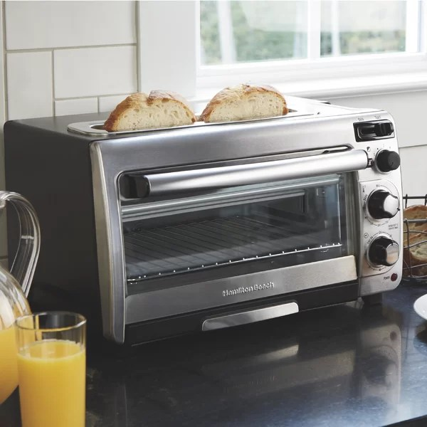 microwave toaster oven combo