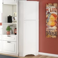 Kitchen Cabinet Unit Water Faucet Pantry Cabinets You Ll Love Wayfair Crimmins 72