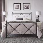 Andover Mills Fernwood Metal Queen Standard Bed Reviews Wayfair