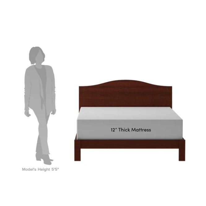 Wayfair Sleep 12 Memory Foam Mattress