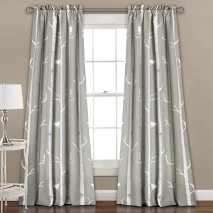 how to design curtains for living room colours walls 2017 elegant wayfair quickview