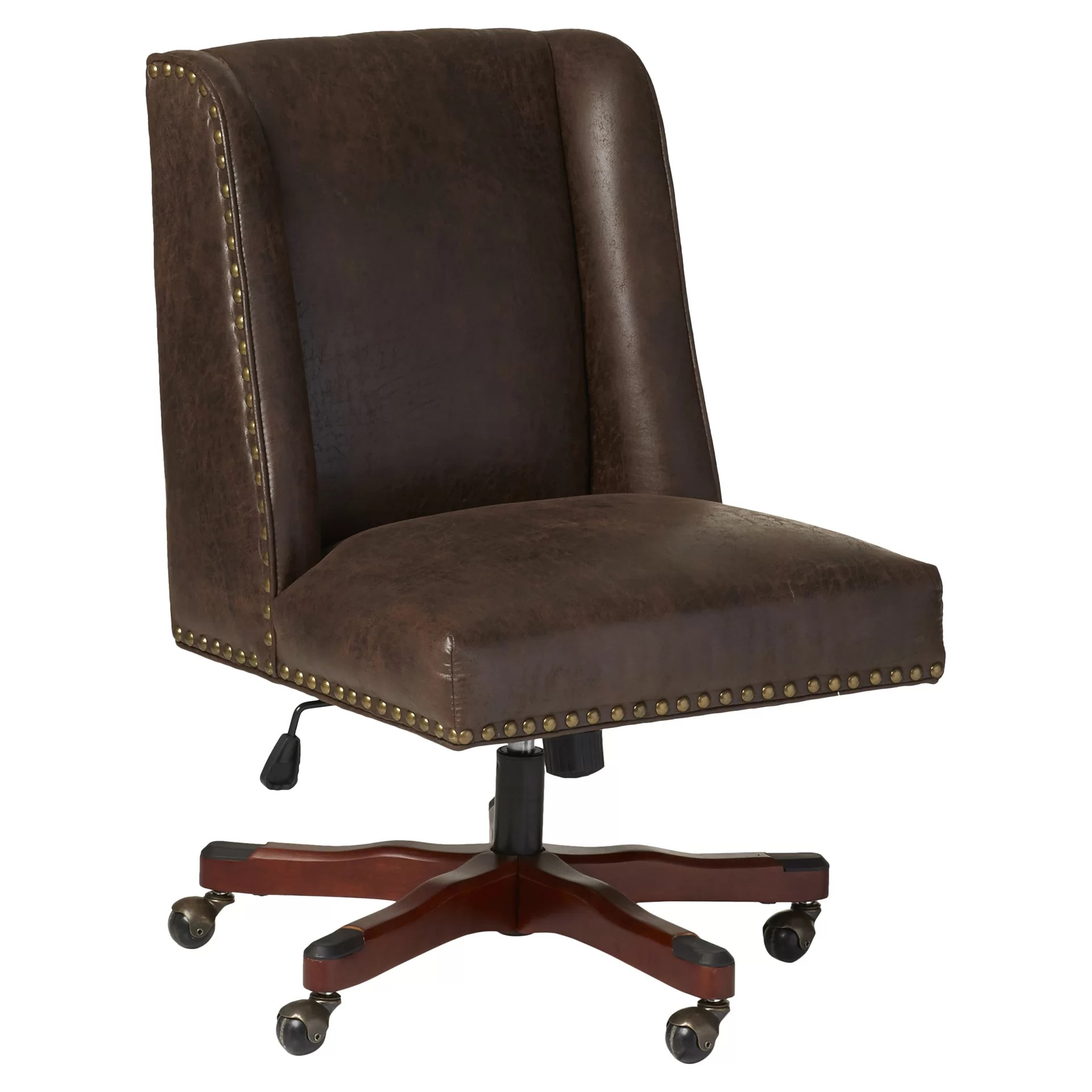 desk chair ideas camping chairs that fold up small three posts brennan reviews wayfair