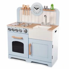 Wooden Kids Kitchen Rental Nyc Play Wayfair Co Uk Country Set By Just