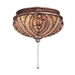 Ceiling Fan Light Kits 2003 F250 Radio Wiring Diagram You Ll Love Wayfair Universal 2 Bowl Kit
