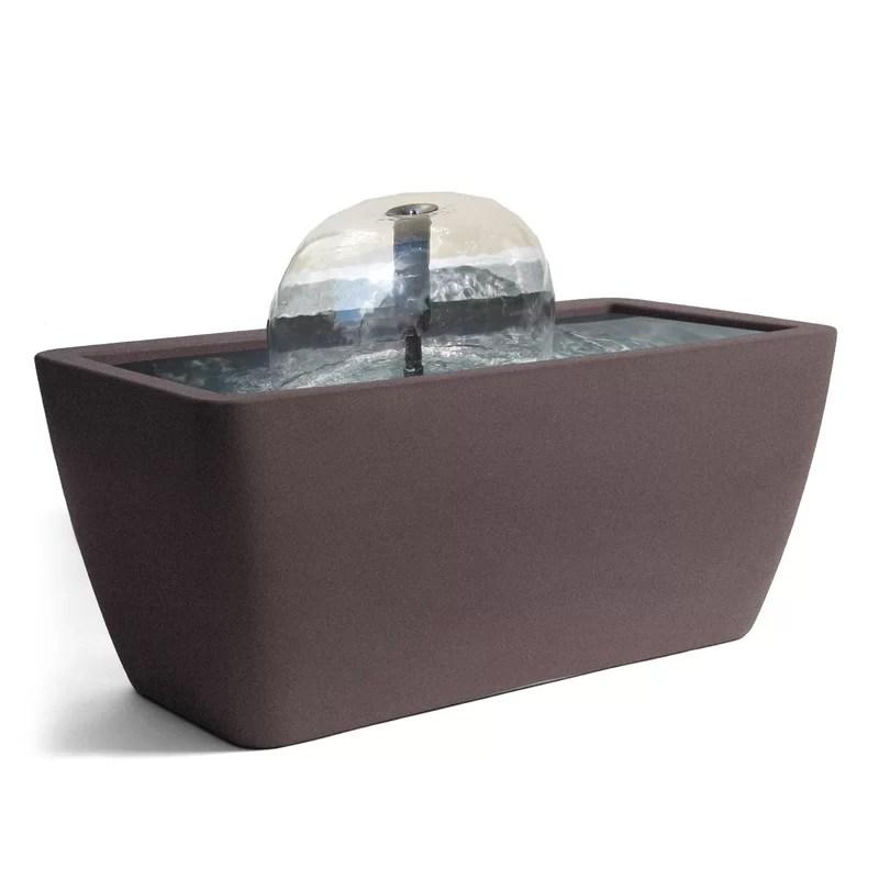 Manhattan Acrylic Pond Kit with Light Color: Brownstone