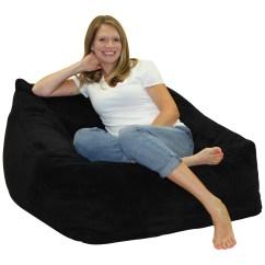 Foam Bean Bag Chair Folding Dining Table And Chairs Latitude Run Soft Wayfair