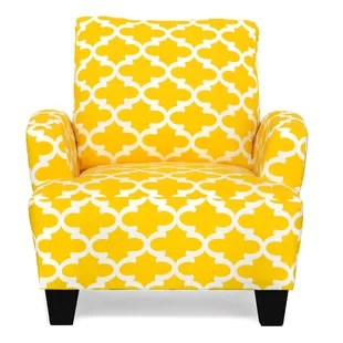 accent chair yellow covers and table cloth hire mustard wayfair quickview